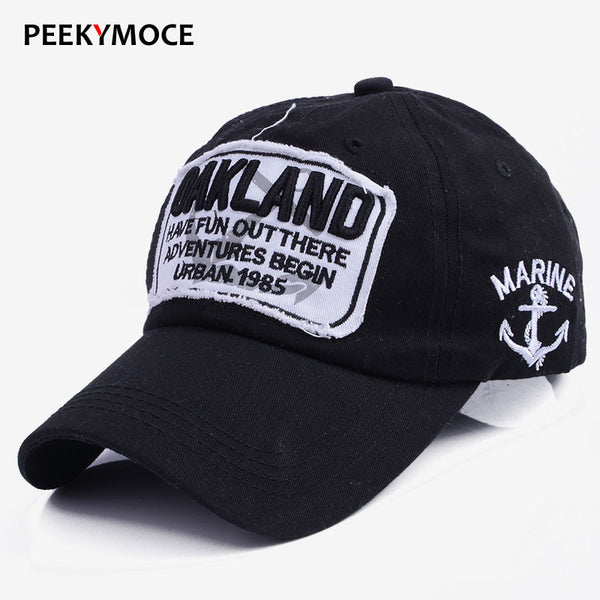 2016 Baseball Cap Snapback Hat Fashion Cotton Hats Mens Letter Women Casual Baseball Caps Brand Sports Casquette New Cap