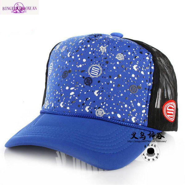 20 styles 2016 Casual Unisex Baseball Cap Snapback Adjustable Baseball mesh Cap Summer Outdoor Sports Men's Fitted Hats Caps