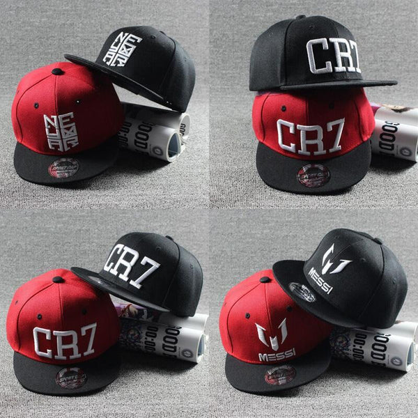 2016 New Fashion Children Neymar Ronaldo CR7 NJR Baseball Cap, Cap Boys Girls Kids Sport MESSI Snapback Hats Hip-Hop Caps Gorras
