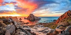 Sugarloaf Rock Panorama