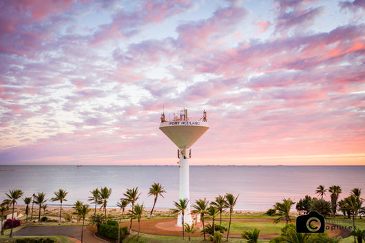 Port Hedland Water Tower