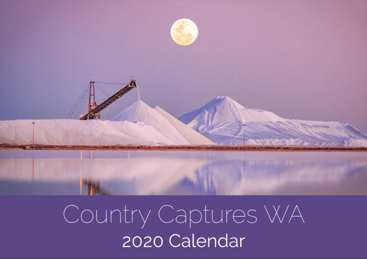 Country Captures 2020 Calendar