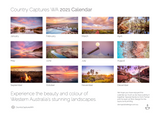Country Captures 2021 Calendar