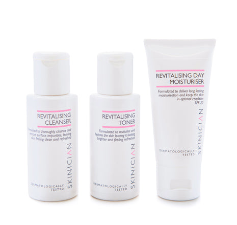 SKINICIAN REVITALISING DISCOVERY KIT