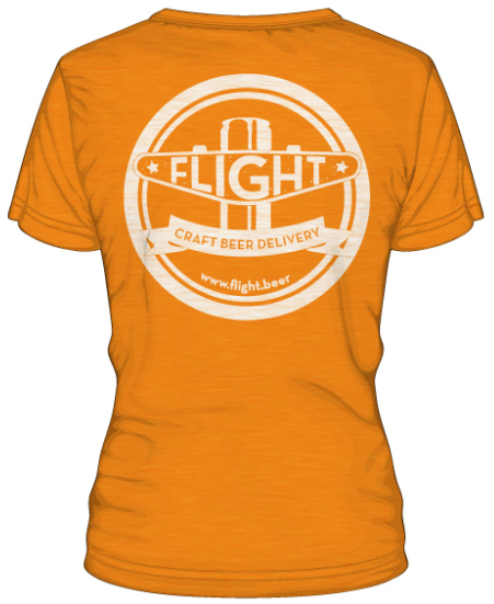 Official Flight T-shirt (add to any beer delivery)