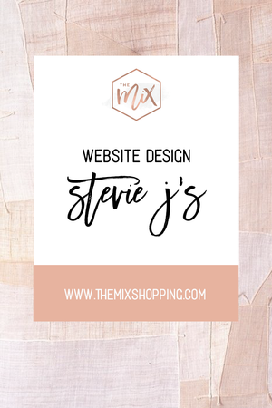 Just Launched - Stevie J's New Website!