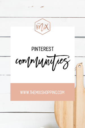 The Scoop on Pinterest Communities & an Invite to Join