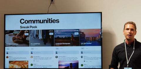 Pinterest Communities Launch 2018