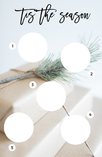 Holiday Git Guides Social Media MArketing