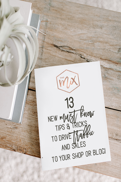 13 NEw Must Know Tips for Pinterest The Mix