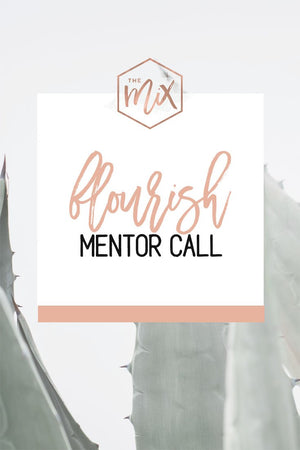 Flourish Mentor Call
