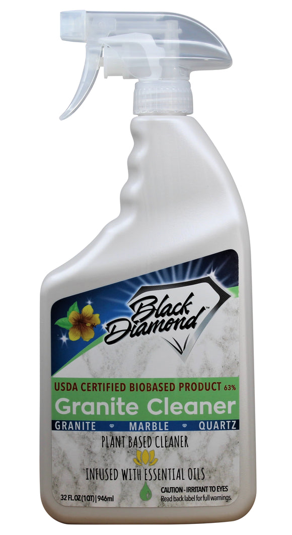 Granite Counter Cleaner: USDA Certified Biobased