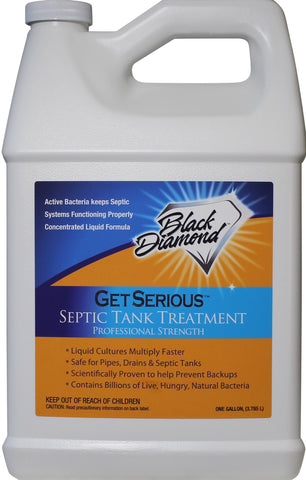 GET SERIOUS RV & Home Septic Tank Treatment