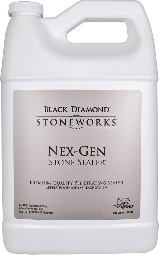 Nex Gen Stone Sealer (Gallon)  By Black Diamond Stoneworks