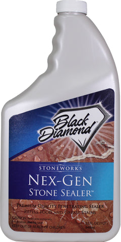 Nex Gen Stone Sealer (Qt) By Black Diamond Stoneworks
