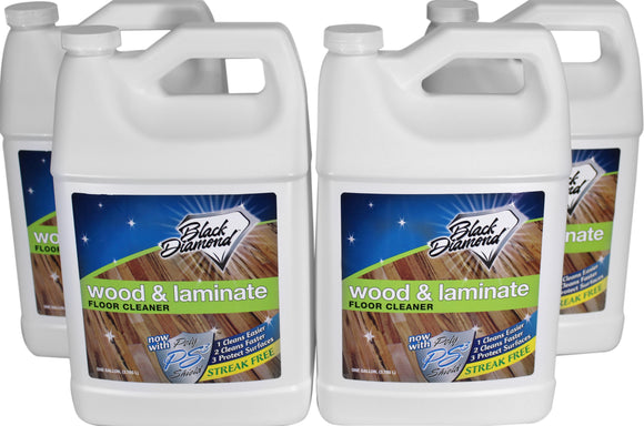 Wood & Laminate Floor Cleaner w/PS3 BULK PACKS