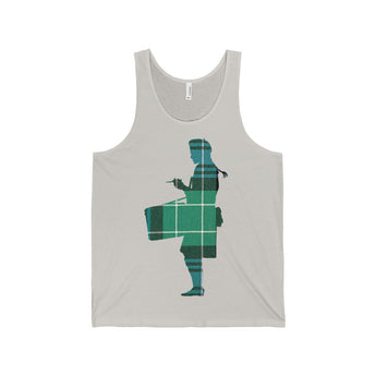 Tank Top Tartan Snare Drummer Tank Top - Gracenote Apparel