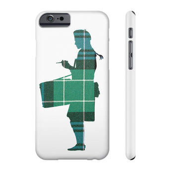Phone Case Tartan Snare Drummer Phone Case - Gracenote Apparel