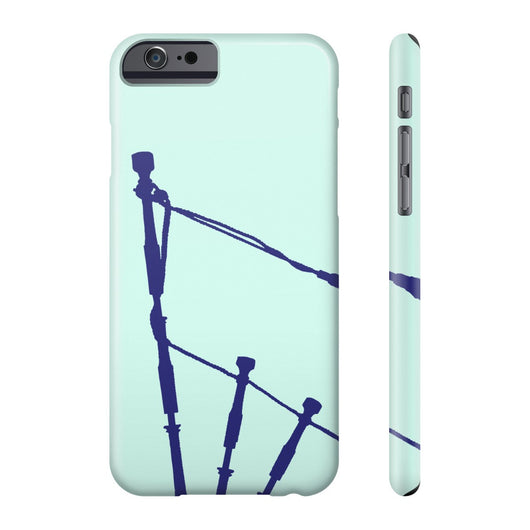 Phone Case Mint Drones Phone Case - Gracenote Apparel