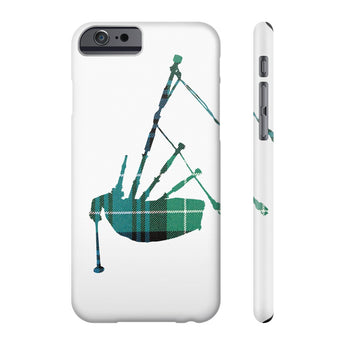 Phone Case Tartan Bagpipe Phone Case - Gracenote Apparel