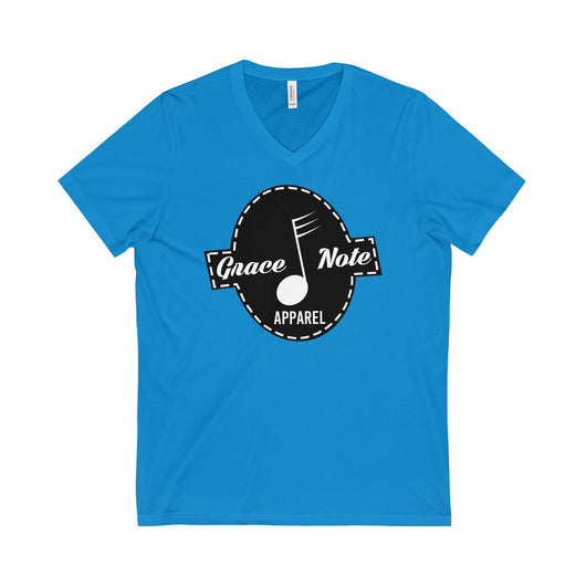 V-neck Gracenote Apparel V-Neck T-Shirt - Gracenote Apparel