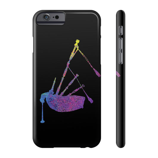 Phone Case Rainbow Bagpipe Phone Case - Gracenote Apparel