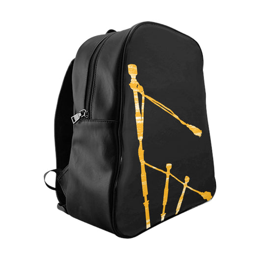Bags Gold Drones Backpack - Gracenote Apparel