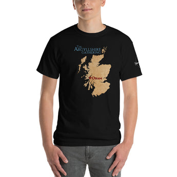 Argyllshire Gathering Gold Medalists T-Shirt (Double Sided) - Gracenote Apparel