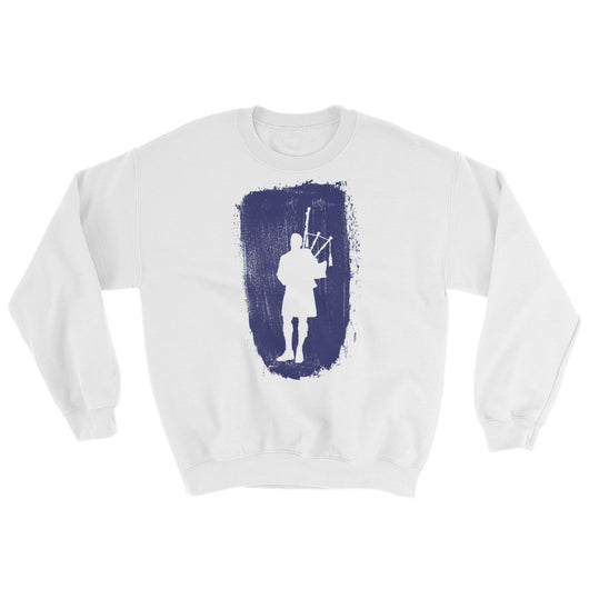 Bagpiper Paint Stroke Sweater - Gracenote Apparel