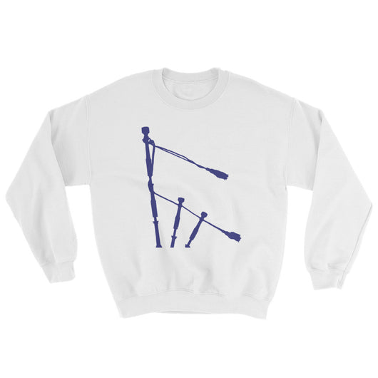 Blue Drones Sweater - Gracenote Apparel