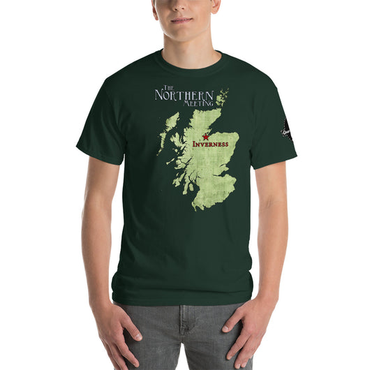 Northern Meeting Gold Medalists T-Shirt (Double Sided) - Gracenote Apparel