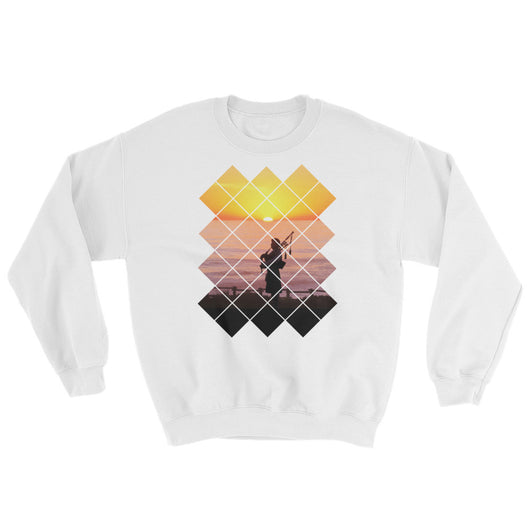Bagpipes at Sunset Sweater - Gracenote Apparel