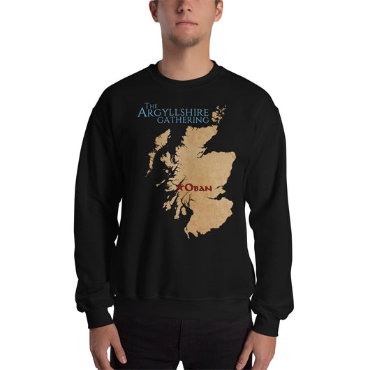 2017 Argyllshire Gathering Gold Medalists Sweater (Double Sided) - Gracenote Apparel