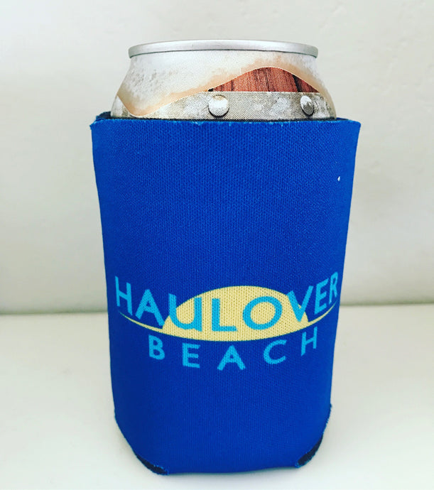 Haulover Beach Can Koozies