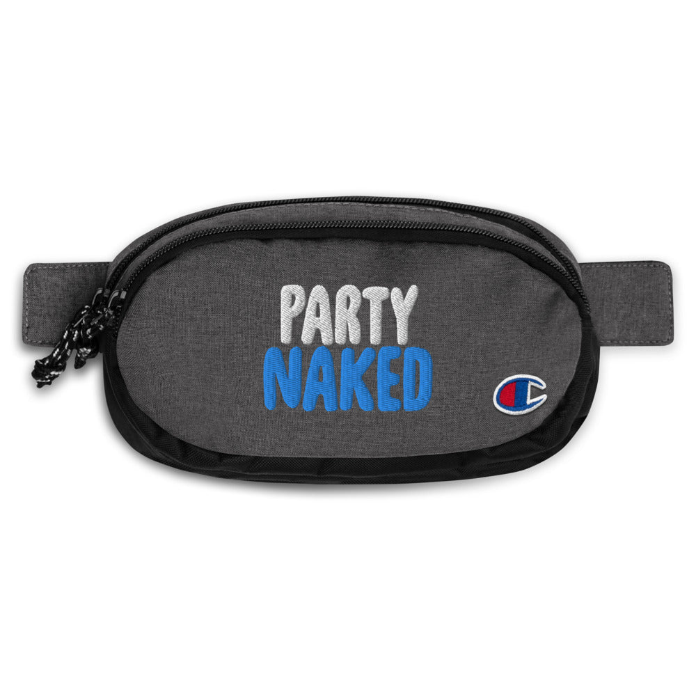 Party Naked Fanny Pack