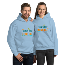 Sun's Out Buns Out - Hooded Sweatshirt