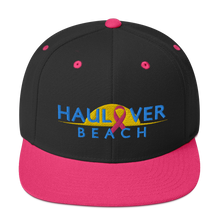 Haulover Beach - Breast Cancer Awareness Snapback Hat