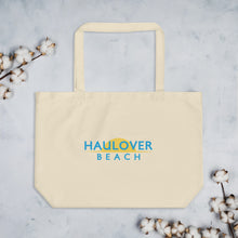 Haulover Beach Large Tote Bag