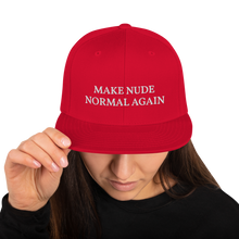 Make Nude Normal Again Hat