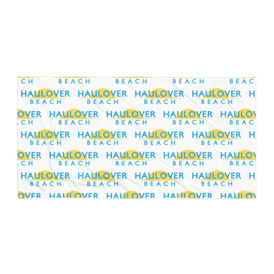 Haulover Beach Towel