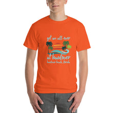 Get an All-Over at Haulover Shirt