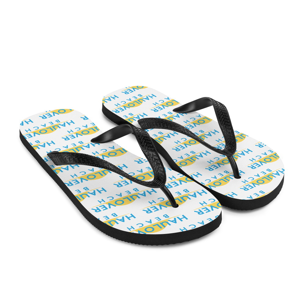 Haulover Beach Flip Flop Sandals