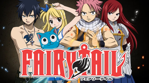 Anime Fairy Tail