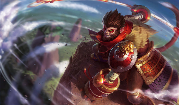 League of Legends Wukong The Monkey King