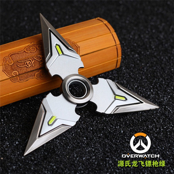 Overwatch Genji Spinnable Shurikens (1 Piece) - AFK eSport Store