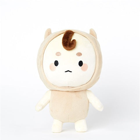 Kdrama (Guardian) Goblin: The Lonely and Great God Mr Buckwheat (Boglegel) Plush Doll - AFK eSport Store