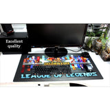 League of Legends Jinx The Loose Cannon Gaming Mousepad - AFK eSport Store (AFKeSportStore.com)