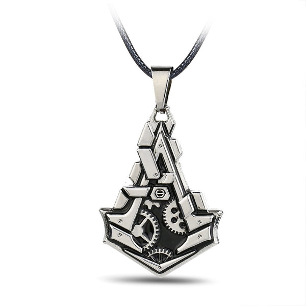 Assassin's Creed Assassin Insignia Necklace British Brotherhood