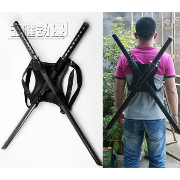 Deadpool Cosplay Dual Sword Shoulder Straps - AFK eSport Store