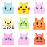 Pokemon Face Crop Top Tank - AFK eSport Store (AFKeSportStore.com)
